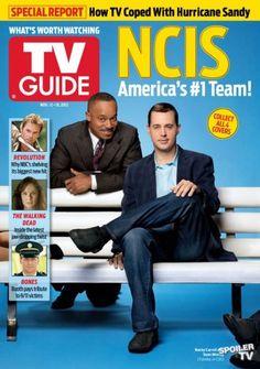 Photos - NCIS - Season 10 - Misc - TV Guide Magazine Covers - ..TECH..FRIENDS Ncis Series, Serie Ncis, Tv Series, Rocky Carroll, Sean Murray, Leroy Jethro Gibbs, Gibbs Rules, Ncis Cast, Ncis New