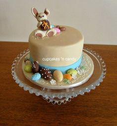 Easter Cake  Cake by jillybean
