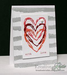 Kreative Kristie: With love
