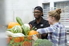 npr:The average college student generates 142 pounds of food waste a year, according to Recycling Works, a program in Massachusetts. And college campuses as a group throw out a total of 22 million pounds of uneaten food each year, the Food Recovery Network has found.Now, colleges and universities are coming up with ways to prevent food waste.When Food Is Too Good To Waste, College Kids Pick Up The ScrapsPhoto courtesy of DC Central Kitchen
