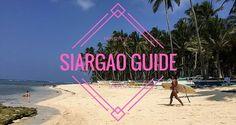 Surfen auf Siargao ist etwas ganz besonderes! In meinem Anfänger Surfguide für Siargao findest du alle Infos für deinen Surfurlaub auf den Philippinen.