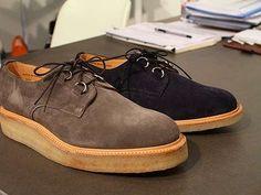 MARK MCNAIRY NEW AMSTERDAM FOOTWEAR LABEL FOR MEN
