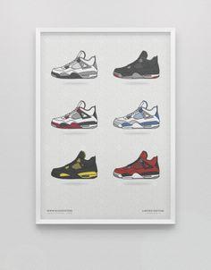Air Jordan IV #sneakers #jordan