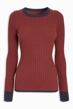 739f68449e44 Buy Berry Ribbed Sweater from the Next UK online shop