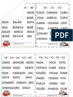 Sequencia de Atividades Dona Aranha Professor, Periodic Table, Education, Reading, Samar, Veronica, 1, Preschool Literacy Activities, Kids Learning Activities