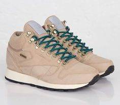 Reebok Classic Leather Mid GORE-TEX Canvas
