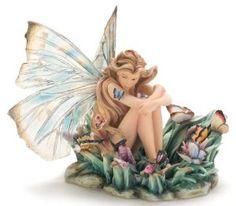 Want - Sheila Wolk Field of Dreams Fairy Figurine
