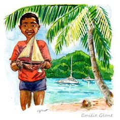 Mayreau et les Tobago Cays - Saint-Vincent-et-Les-Grenadines