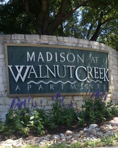 A Beautiful Spring Day At Madison At Walnut Creek In Austin! Take A Walk Or