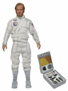 """Lindsey's Toy Room - Planet of the Apes - Clothed 8"""" Figure - Classic George Taylor (Charlton Heston), $24.99 (http://www.lindseystoyroom.com/planet-of-the-apes-clothed-8-figure-classic-george-taylor-charlton-heston/)"""