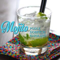 mojito recept fotka