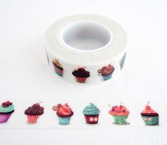 Cupcake Craze Washi Tape – Maigo