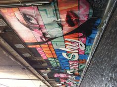 Street art-Melbourne City