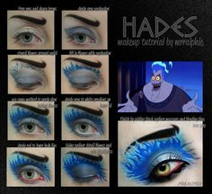 Hercules movie, Hades