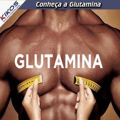 Você sabia que a Glutamina é um aminoácido não-essencial, que é produzido pelo corpo. Ele é sintetizado através do ácido glutâmico, valina e isoleucina. Considerado um dos aminoácidos mais abundantes do nosso corpo. Para saber mais a respeito desse suplemento acesse ao Blog da Kikos e fique por dentro. #Glutamina #Kikos #Suplemento