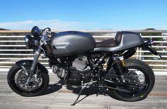 """Ducati GT 1000 """"Grigio Corsa"""""""