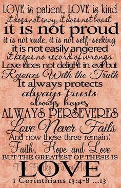 Inspirational Quotes Discover SVG DXF & PNG - love is patient love is kind Scripture Verses, Bible Verses Quotes, Bible Scriptures, Me Quotes, Marriage Scripture, Biblical Verses, Sign Quotes, Word Up, Word Of God