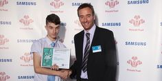 Jake Naylor was disengaged with school, but has changed things. So much so, he's now achieving qualifications. Be inspired by his #CelebrateSuccess story.
