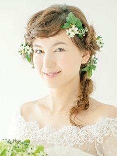 生花×フェミニン