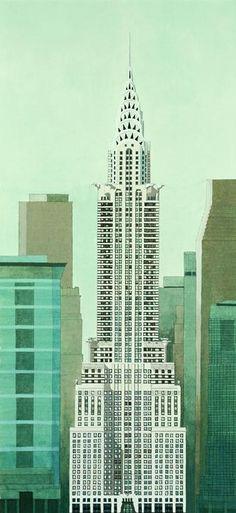 Chrysler Building // Andras Kaldor
