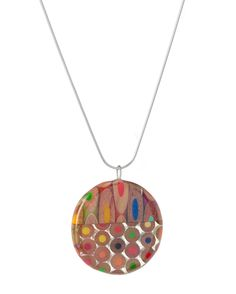 COLORED PENCIL PENDANT | Pencils, Pendant, Jennifer Maestre | UncommonGoods
