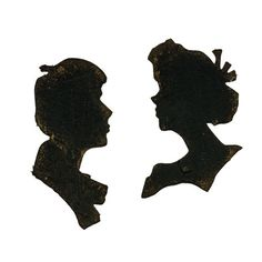 Sizzix - Tim Holtz - Alterations Collection - Movers and Shapers Die - Mini Silhouettes