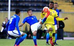Blog Esportivo do Suíço:  Vexame! Brasil empata com Colômbia e está fora do Mundial Sub-20