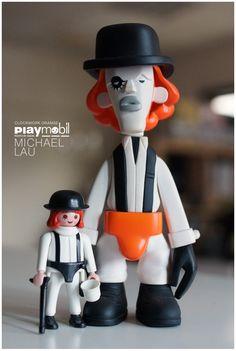 Playmobil / photobyamon Playmobil Sets, Decoration, Ronald Mcdonald, Lego, Bubbles, My Love, Toys, Play Mobile, Inspiration