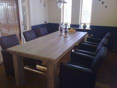 tafel 230 cm rand ligt terug