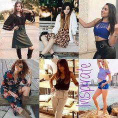 """Inspírate"" #ideales #grupoinstagram #blogger #model #instagood #style #fashion #tagsforlike #outfit #girls #cute #glam #influencer #inspirate #kissmylook #tw feliz noche kissesss"