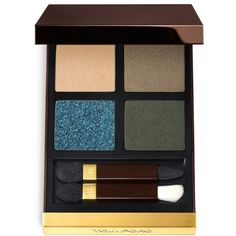 Tom Ford Beauty Eye Color Quad/.21 Oz. ($82) ❤ liked on Polyvore featuring beauty products, makeup, eye makeup, eyeshadow, beauty, last dance, tom ford, tom ford eyeshadow, tom ford eye shadow and tom ford eye makeup
