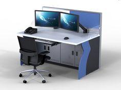 Enfost | Control Room ConsolesSlatwall Consoles - Enfost | Control Room Consoles