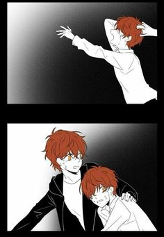 mystic messenger choi twins mc saeyoung choi saeran choi witch au i love this! precious little tomatoes aaahh Mystic Messenger Characters, Mystic Messenger Fanart, Mystic Messenger Memes, Anime Witch, Manga Anime, Manga Art, Character Art, Character Design, Feliz Halloween