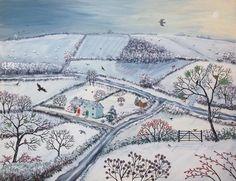 'Winter Hills' Jo Grundy