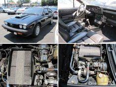 Alfa Romeo Callaway GTV6 Turbo 1986.