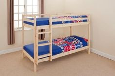 Shorty Bunk Bed Frame In Pine - You Will Not Find This Cheaper