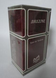 Vintage Hermes Amazone eau de toilette 115ml old door MJparfums