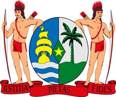 Coat of arms of Suriname - Suriname - Wikipedia, the free encyclopedia