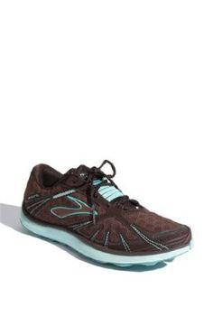 Brooks 'Pure Grit' Running Shoe (Women)  Brooks