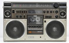 Radios, Casette Tapes, Radio Antigua, Electrical Projects, Tape Recorder, Made In Japan, Hifi Audio, Boombox, Old Tv