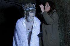Sneak peek, fotoshoot: Ice/snow queen (dessaja.blogg.no)