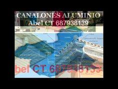 Canalones Aluminio Mazarron Murcia Cartagena San Pedro del Pinatar
