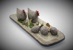 Planter Pots, Handmade Ceramic, Decorating Ideas, Easter Activities, Handarbeit