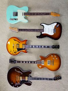 What a nice guitar collection!