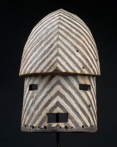 Tetela mask from the Congo
