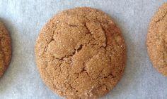 Zázvorové cookies s melasou