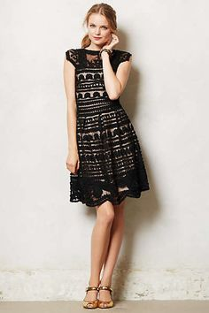 Anthropologie - New Light Dress Made by nonprofit agency that directly supports the education of women