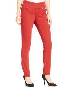 Jessica Simpson Trendy Plus Size Royal Wash Cuffed Skinny Jeans ...