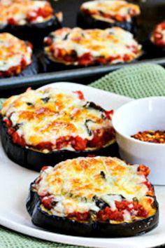 eggplant-pizzas