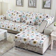 White Simple Style Home Decorative Non Slip Cushion Washable Sofa Covers Furniture Slipcovers, Furniture Covers, Slipcovers For Chairs, Slipcover Sofa, Washable Sofa Covers, White Sectional, Recliner Cover, Latest House Designs, Kids Sofa